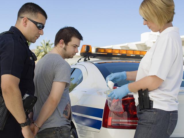 Los Angeles drug crime attorney