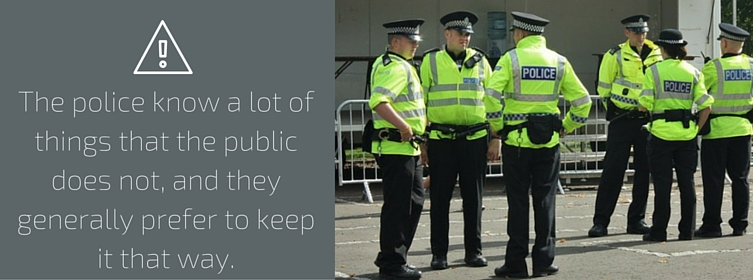 Police Fake Confessions