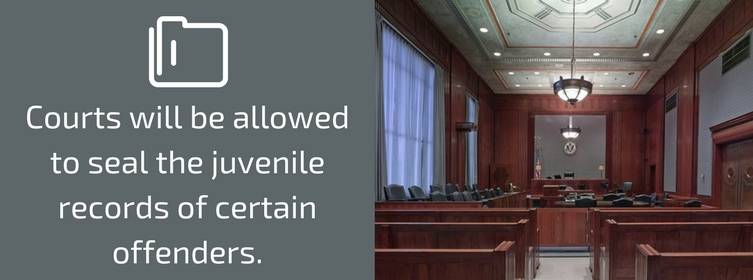 New Laws For Juveniles