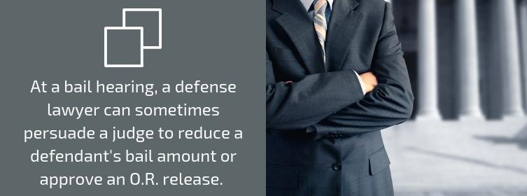 Reducing A Bail Figure