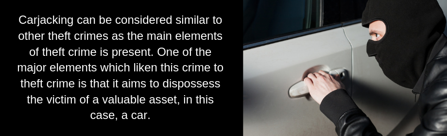 California´s Carjacking Law